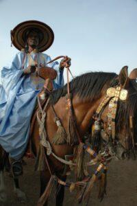 The Fulani chief's son at Fechiba